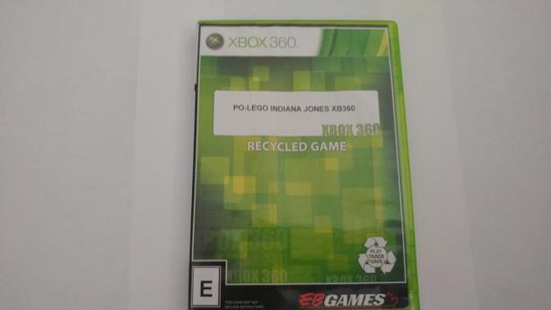 Lego Indiana Jones, The Original Adventures Xbox 360