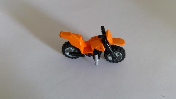 Motorcycle - Dirt Bike