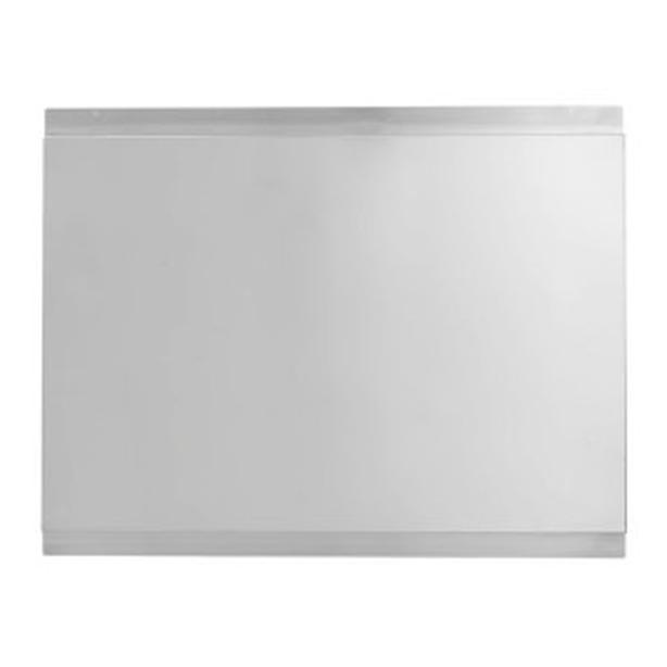 Ikea FRAMTID CG7 Wall Panel - Stainless Steel