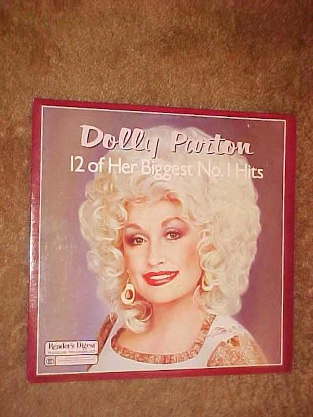 DOLLY PARTON 12 OF HER BIGGEST HITS LP