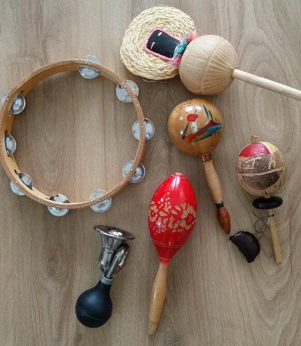 6 Musical Noise Makers Reduced Saanich Victoria