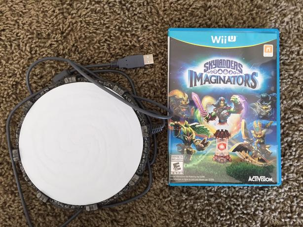 PRICE REDUCED - Wii U Skylander Imaginators