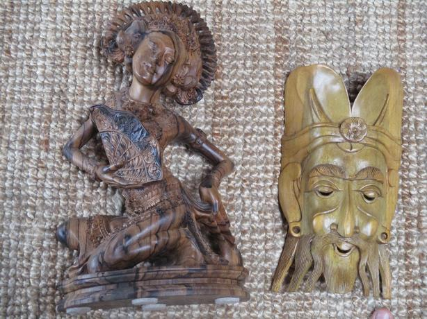 Wooden Carvings from Bali *BEST OFFER