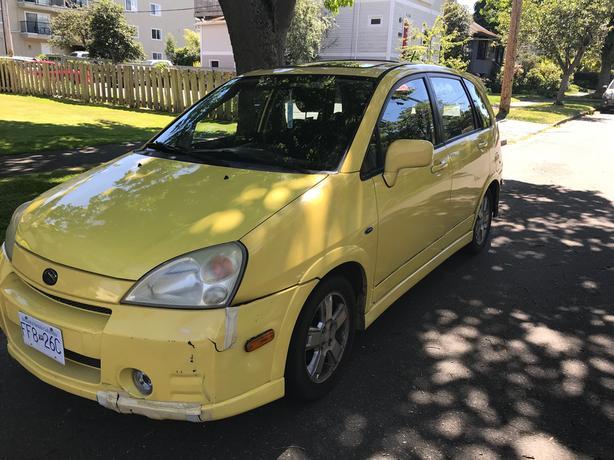 2003 Suzuki Aerio Hatchback Victoria City Victoria