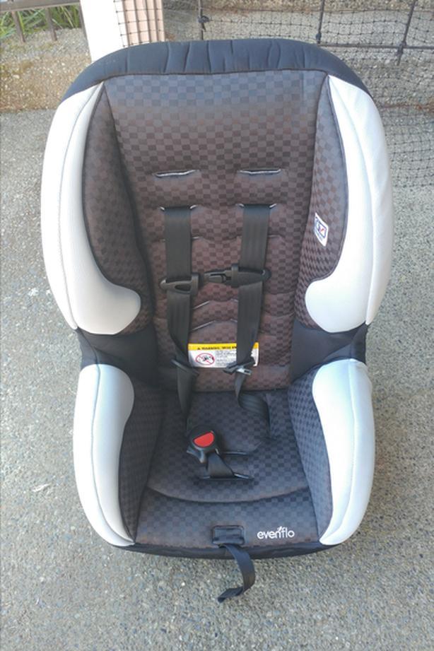 Evenflo SureRide Titan 65 Convertible Car Seat