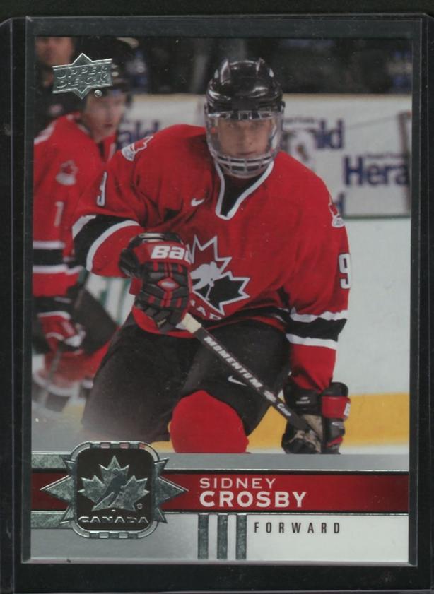 2017-18 Canadian Tire Upper Deck  Sidney Crosby