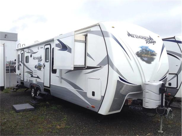 2014 Outdoors RV Timber Ridge  270DSRL