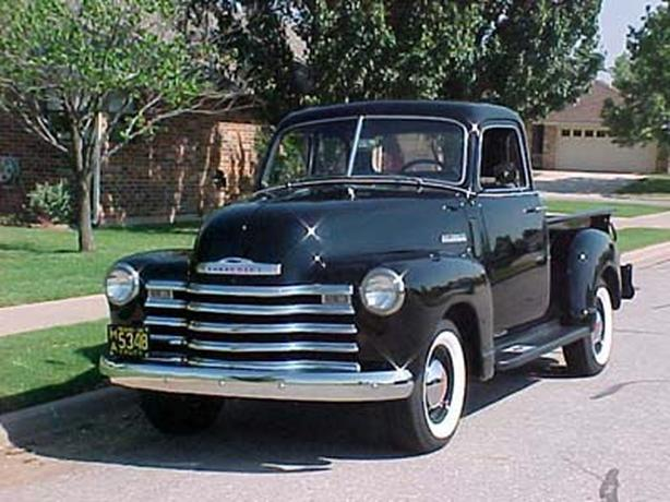 Wanted 47 54 Chevy Truck Parts West Shore Langford Colwood