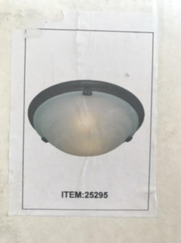 Ceiling mounted lighting new