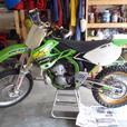 1999 KX250 Dirt Bike