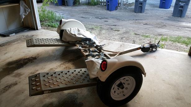 $900 · Car Tow Dolly