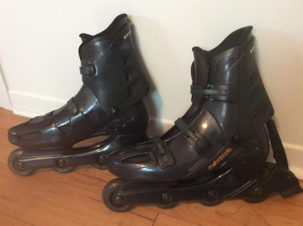 INLINE SKATES - Rollerblade for men with accessories