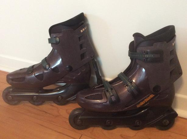 INLINE SKATES - Rollerblade for women with accessories