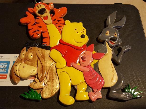 Vintage Disney Decorations