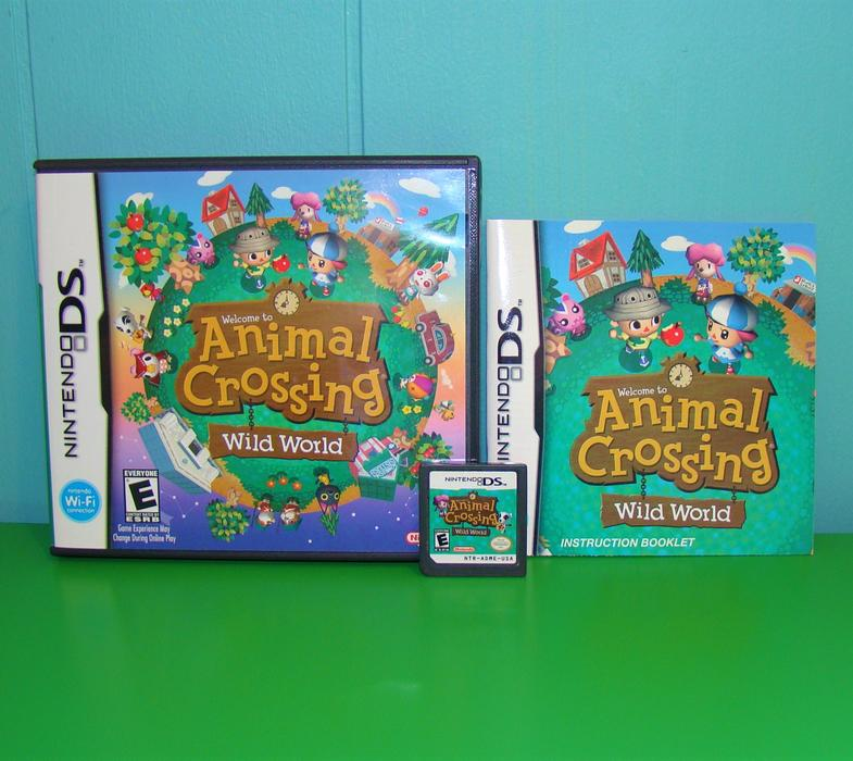 $20 · Animal Crossing Wild World DS Game
