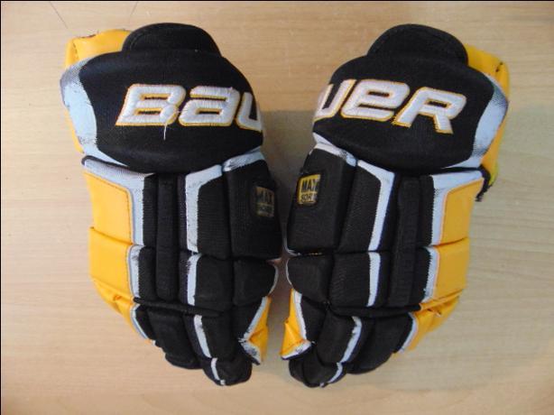 Hockey Gloves Child Size 13 inch Youth Bauer Supreme Max
