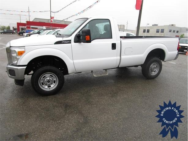 2016 Ford F-250 Super Duty SRW XL