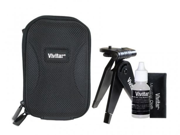 Vivitar Pocket Video Starter Kit (SK-501)