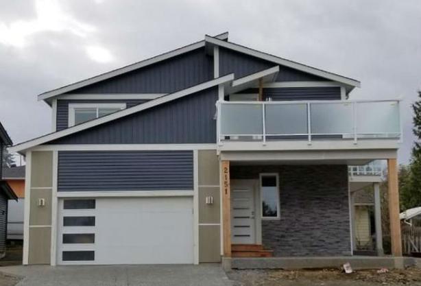 Stunning Executive 3 bdrm, 2.5 bthrm new home - 2151 Ocean Terrace