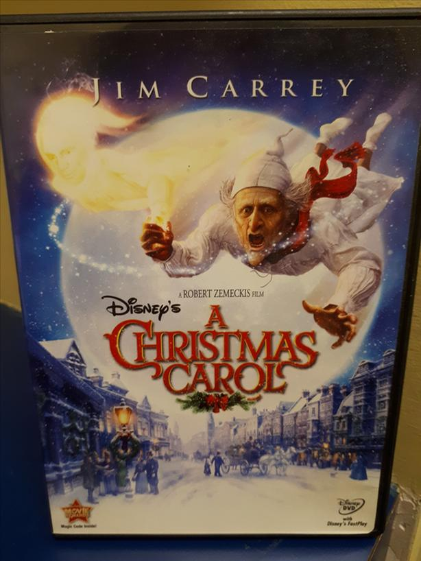 Jim Carrey Christmas Carol.Log In Needed 5 Disney S A Christmas Carol Dvd Starring Jim Carey
