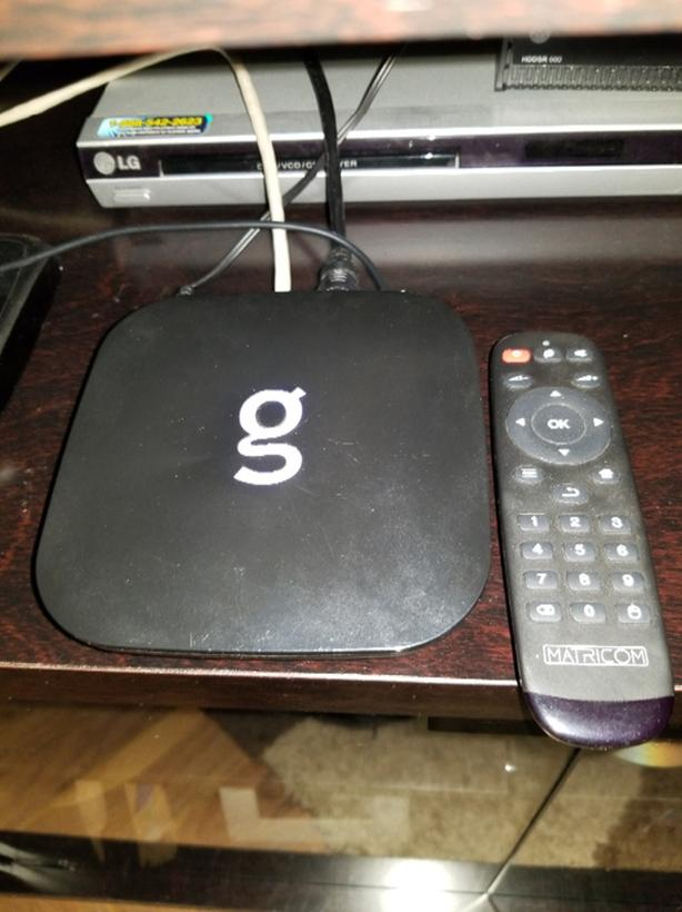 Matricom Q Box 1 Android Box
