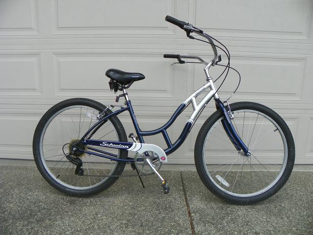 7984935b62c SCHWINN JAGUAR HIS AND HERS CRUISER BICYCLES Outside Cowichan Valley ...