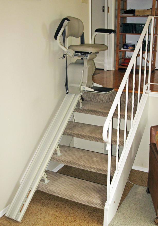 BRUNO SRE 2750 Stair Lifts Saanich Victoria