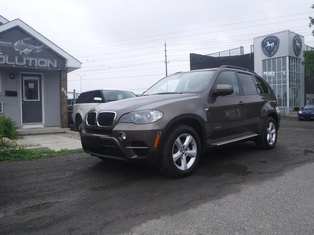 2011 BMW X5 X35i/NAV/BACKUP/PANO 106km ! CERTEFIED+WRTY $19900