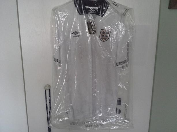 England soccer jersey authentic #19 (Price is firm)BNWT.