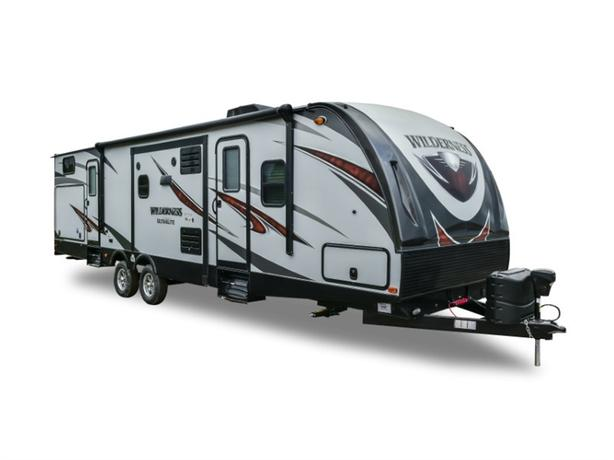2018 Heartland Wilderness WD 2850 BH