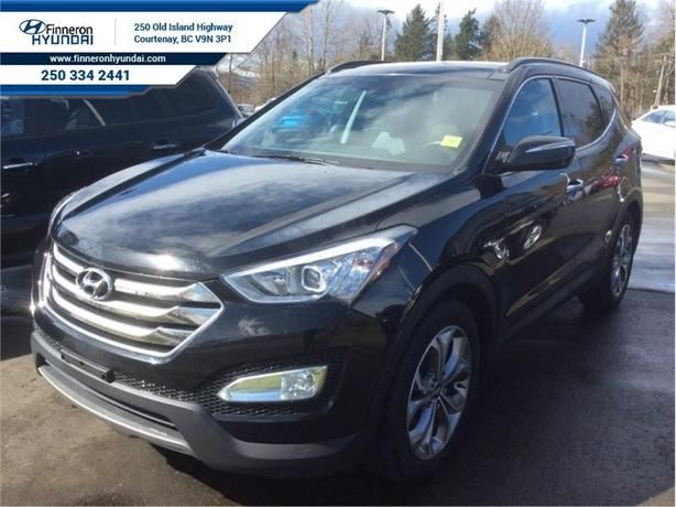 2016 Hyundai Santa Fe Sport 2.0T Limited Adventure Edition  Trailer Tow Package