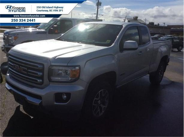 2015 GMC Canyon SLE All Terrain Package  Navigation, Rear View Camera