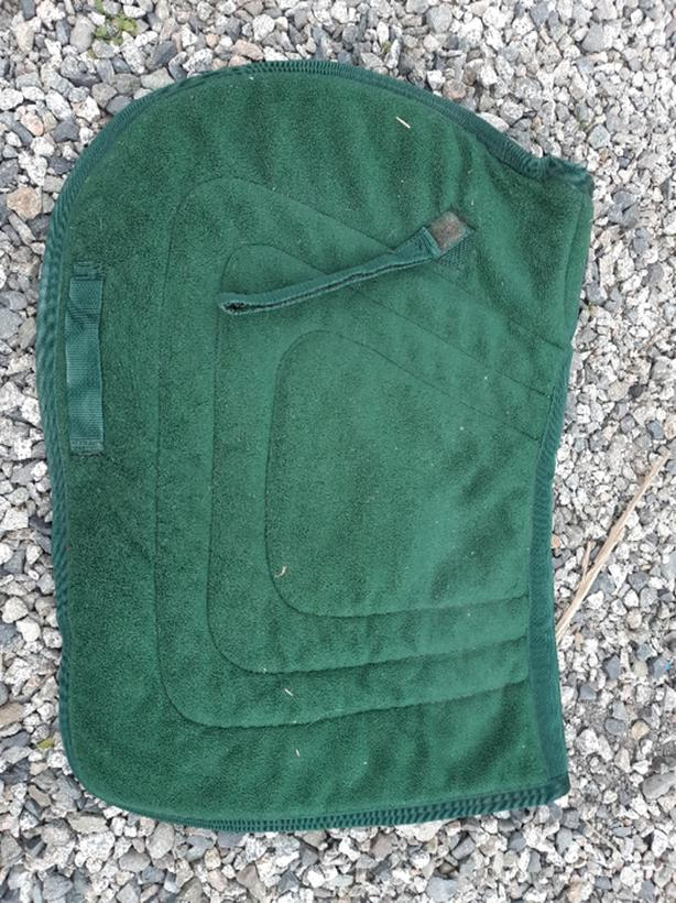 Used saddle pads