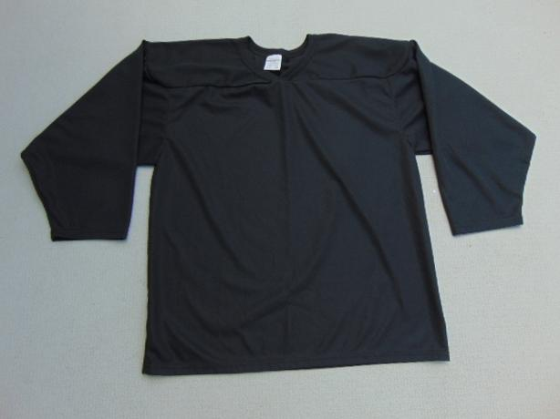 Hockey Jersey Child Size L - XL 10-14 NEW Black