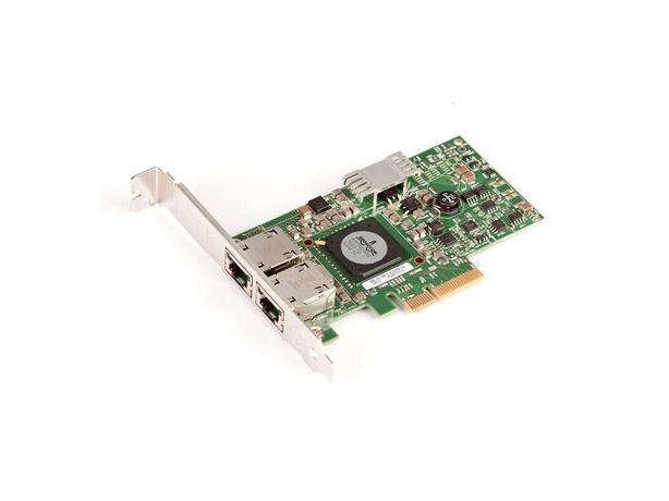 Dual-port gigabit ethernet network card