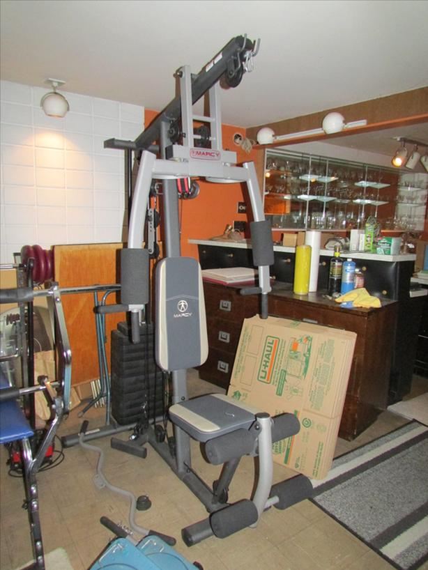Marcy MWM 982 Home Gym Vancouver City, Vancouver