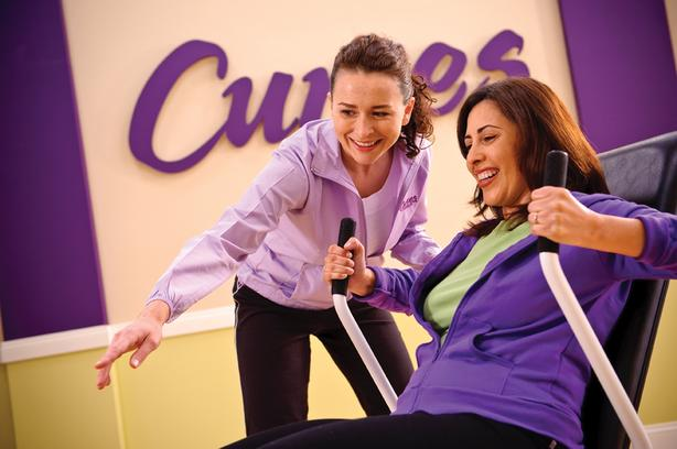 FREE: VI Fitness Women Get a FREE Month at Curves