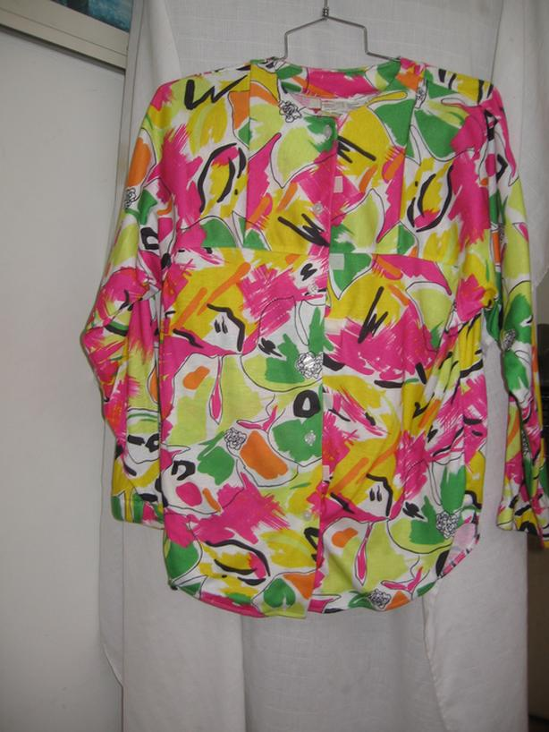 Ladies  2pc  Jacket & Skirt  Velcro Closure  from Sample Line  $30.00