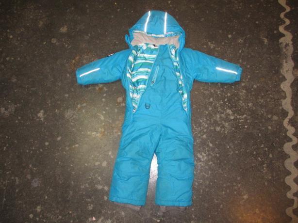MEC snow suit - size 3 toddler