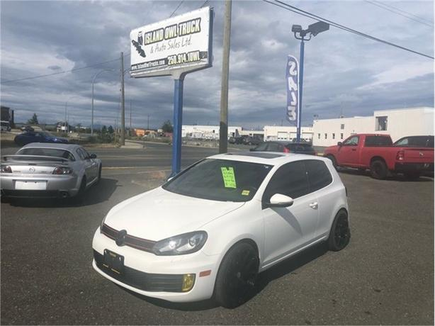 2011 Volkswagen Golf GTI 3-Door