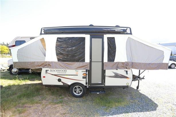 2018 Forest River Rockwood Tent Campers 1980 -