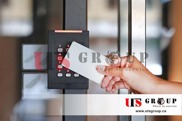 Complete access control system solution for your property
