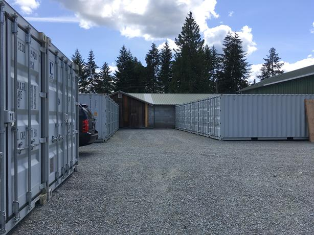 Container Self Storage Port Alberni Alberni