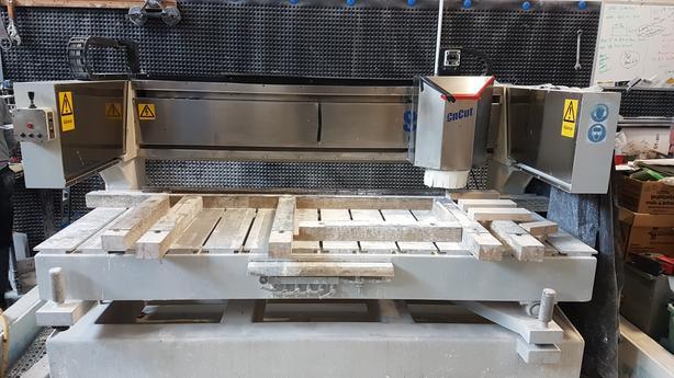 ScandInvent C3 Stone Machine CNC Machining Center