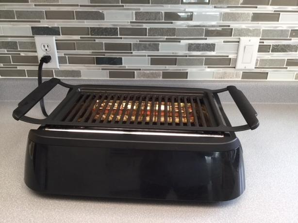 Phillips Electric Infrared Indoor Grill