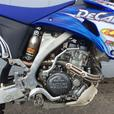 2006 Yamaha YZ250F With off road extras