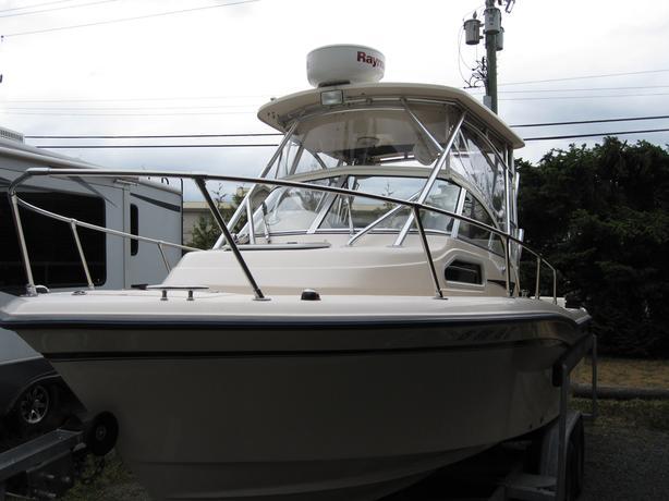  Log In needed $64,990 · 2008 Grady White 226 Seafarer