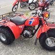 1984 Honda ATC200 three-wheeler Fresh motor