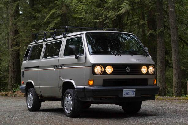  Log In needed $26,000 · 1988 VW Vanagon Syncro