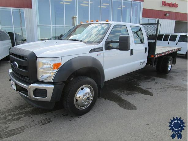 2016 Ford F-450 Super Duty DRW XL
